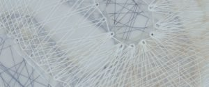 Microbial Weaving Article